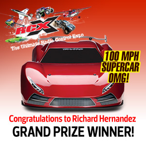 Traxxas XO-1 Winner Announced [RCX]