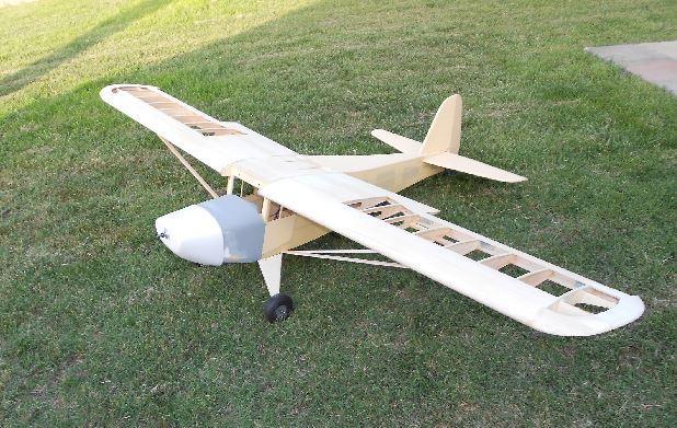 Alien Aircraft Taylorcraft
