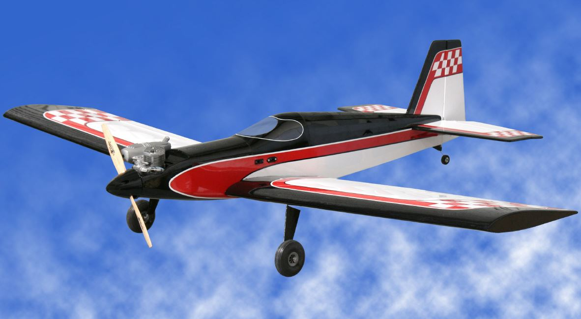 Pinwheel 60 — Sport Aerobat from Alien Aircraft