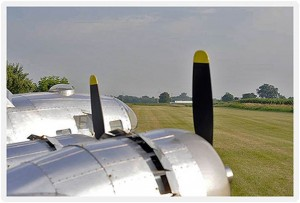 Manned 1/3 Scale B-17