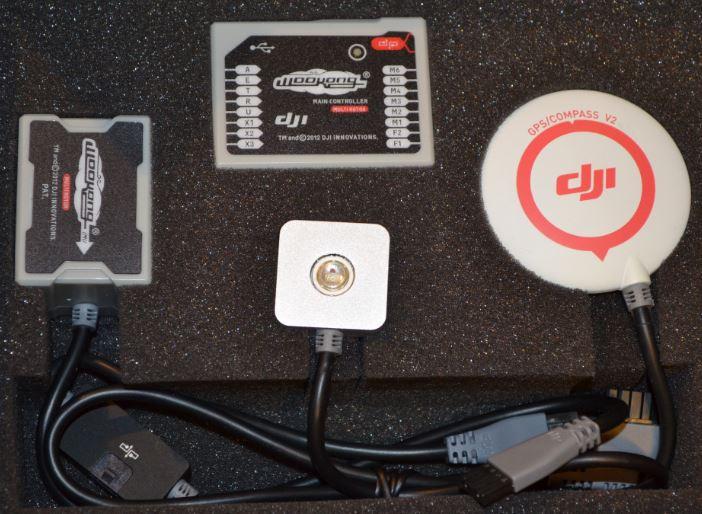DJI S800 Autopilot