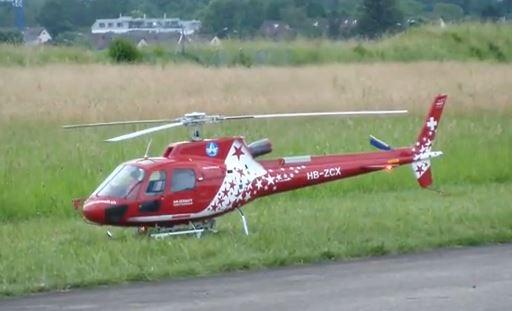 Super-Scale Aerospatiale Ecureuil