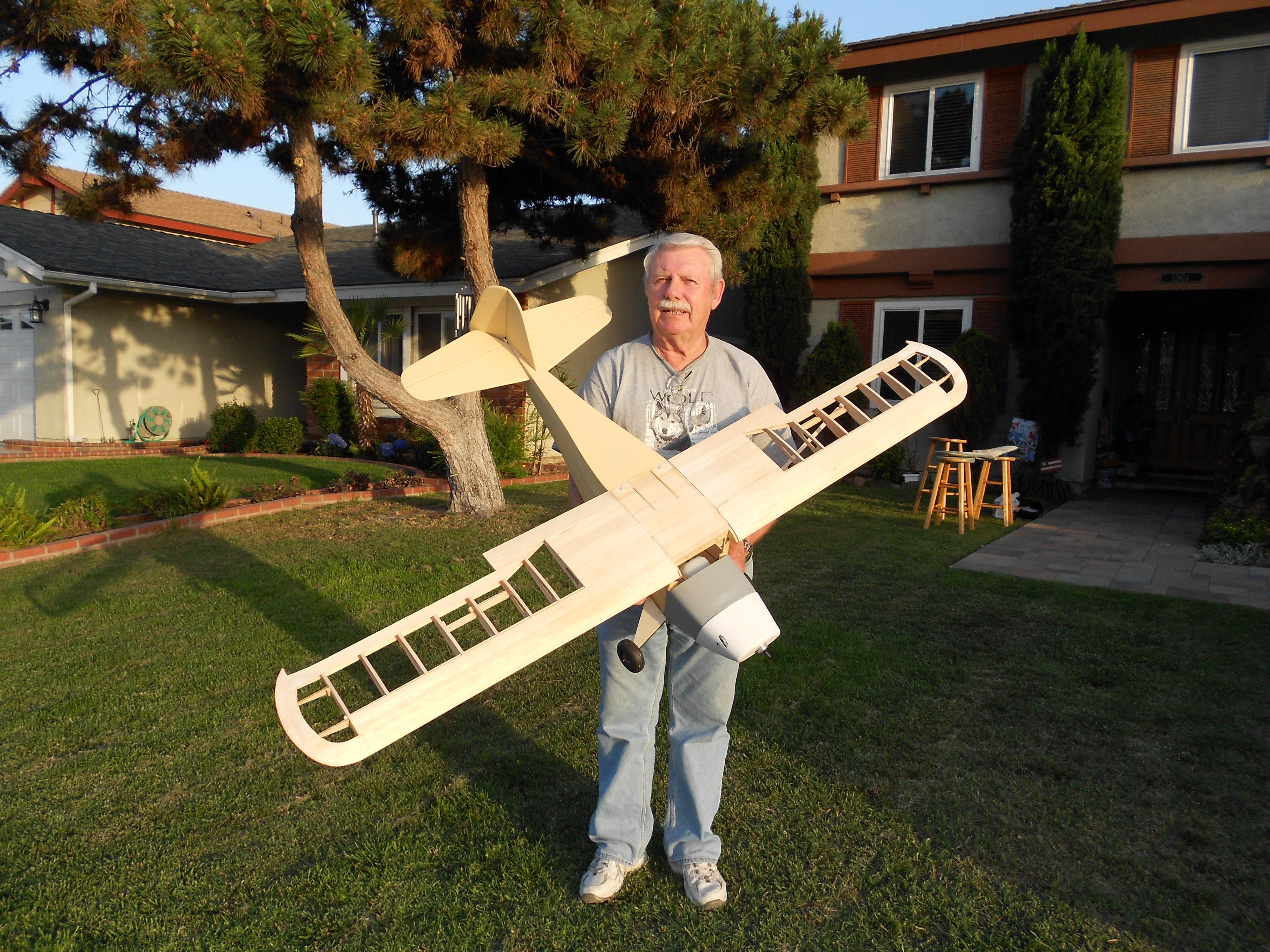 Alien Aircraft Taylorcraft Build-Along Part-5