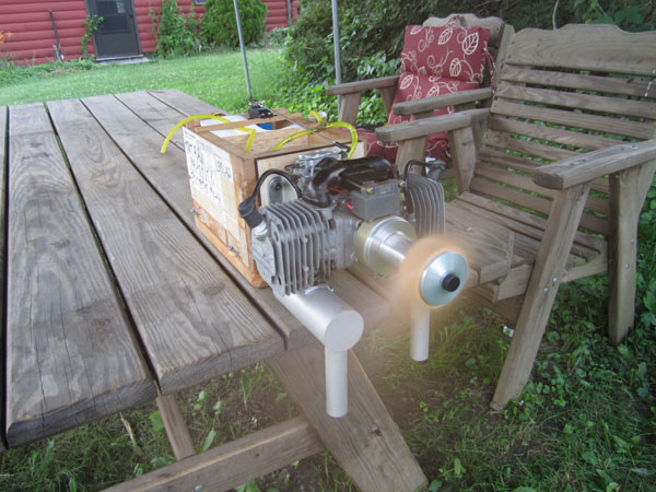 Easy Engine Testing -- Safe and Cheap!