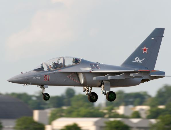 RusJet model Yak-130