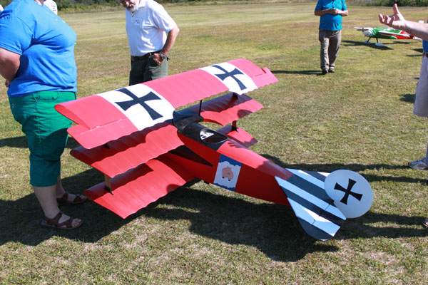 More Triplane Pix from Kingston IMAA event