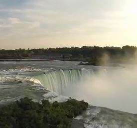 Niagara Falls: a new perspective