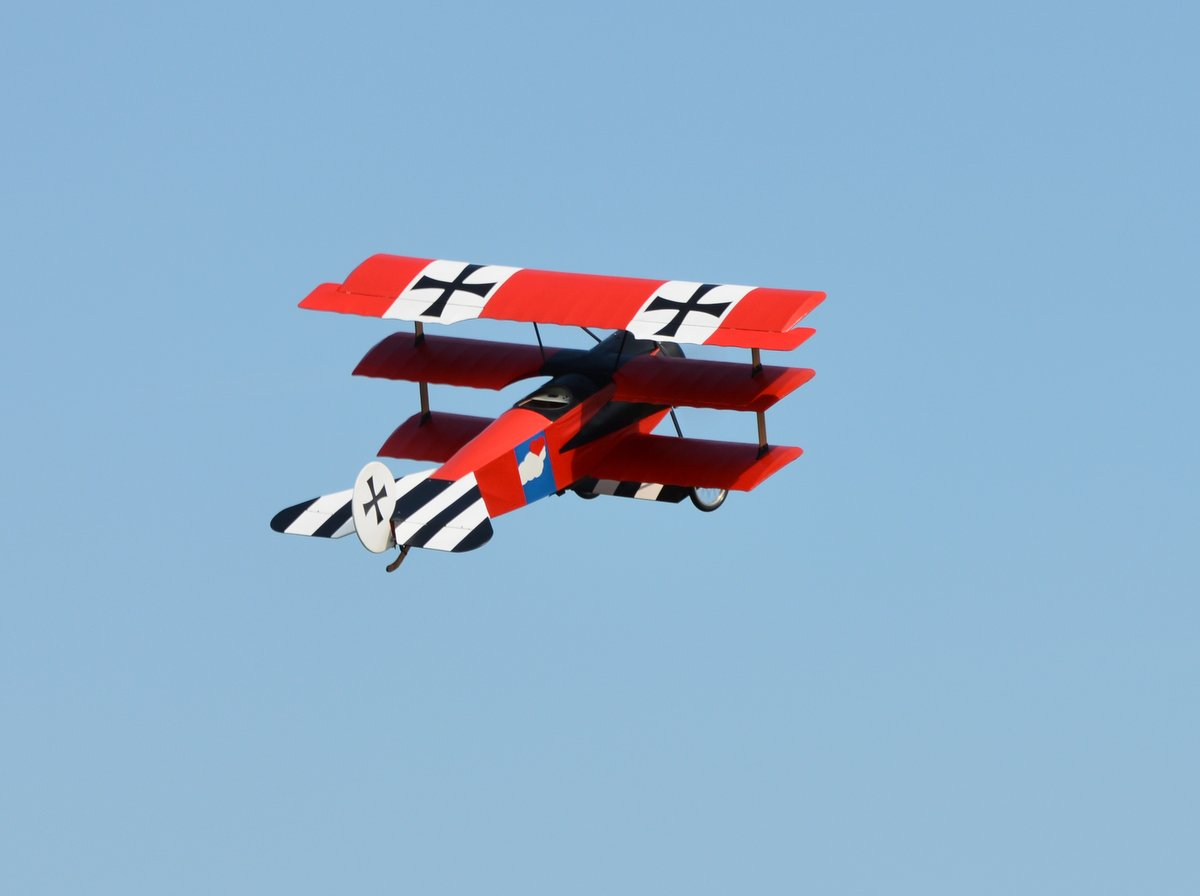 RC Aerobatics – Master the Stall Turn