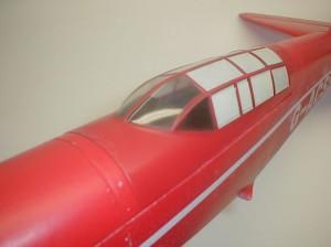 Durafly DeHavilland DH-88 Comet