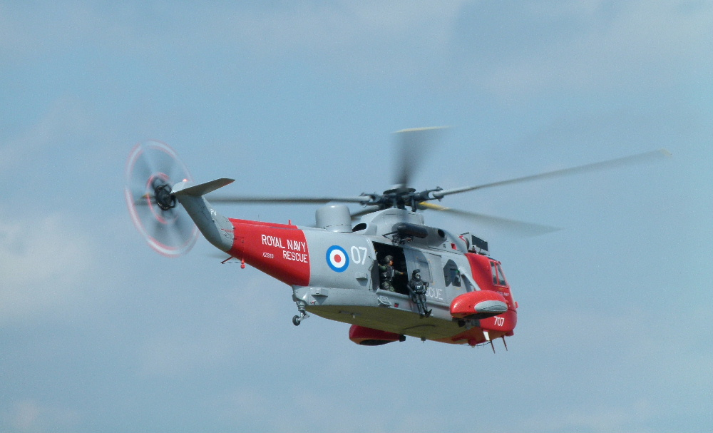 Sikorsky SH-3 Sea King