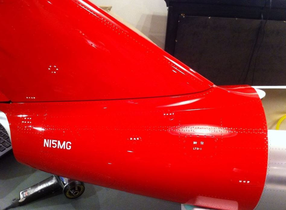 The Rivet King: Dave Ribbe's MiG-15