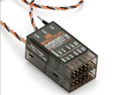 Spektrum AR9020 DSMX 9-channel receiver