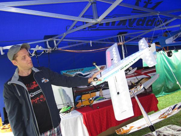 Hobby King at NEAT Fair