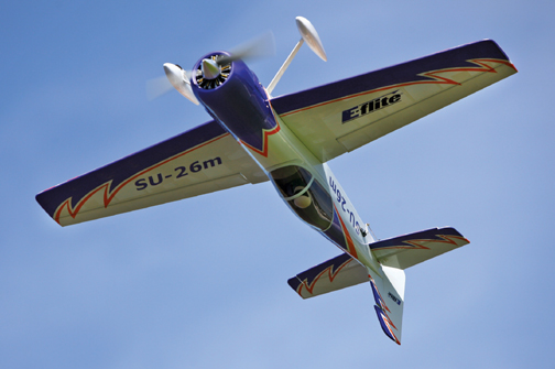 RC Model Aerobatics: Conquer the Three-turn Negative Spin