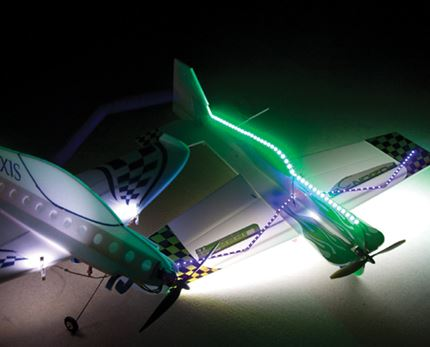 RC Airplane Night Lights