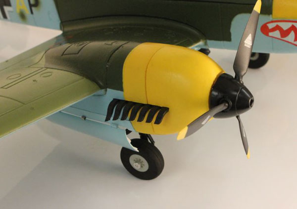 Durafly Bf 110 Destroyer from Hobby King with Video