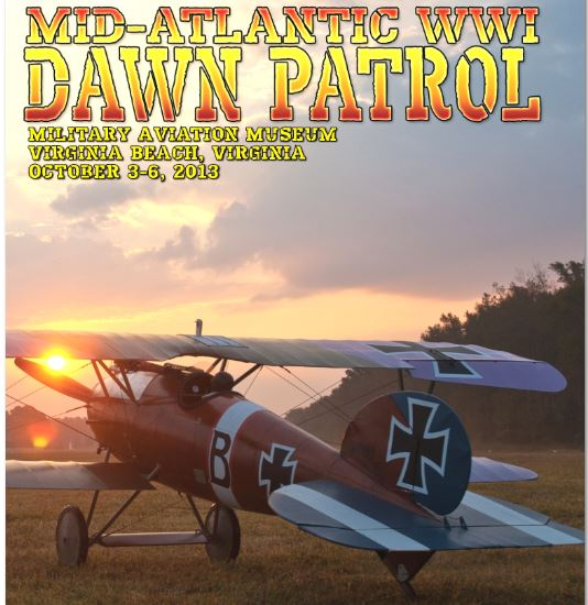 Mid-Atlantic WW1 Dawn Patrol — DVD from SKS Video Production