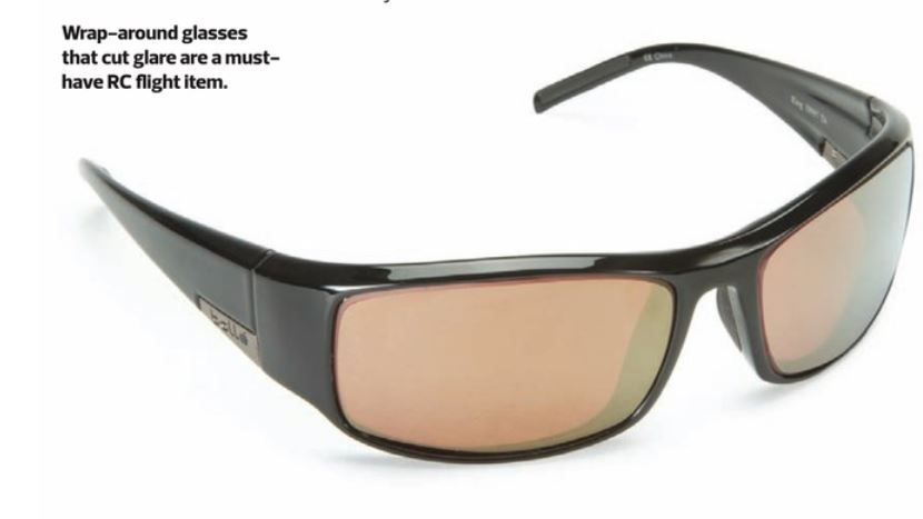 Clear Vision with Extreme Glare Sunglasses
