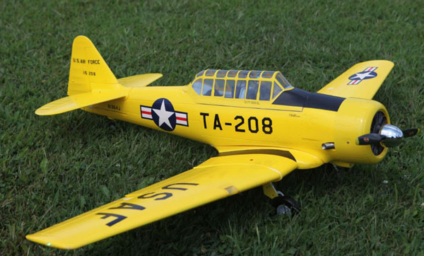 """Pilot Maker"" AT-6 Texan from Hobby King"