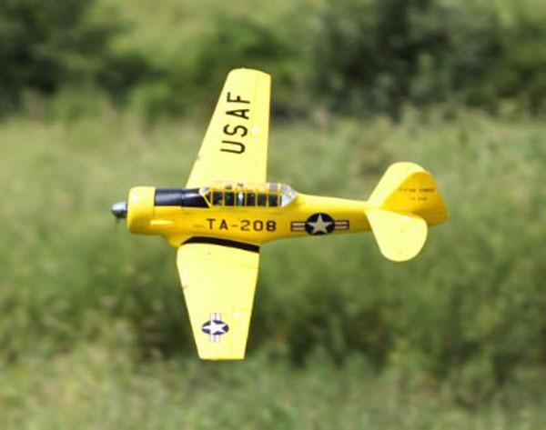 """""""Pilot Maker"""" AT-6 Texan from Hobby King"""