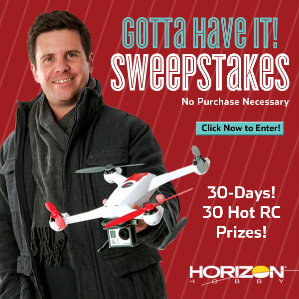 Horizon awards a prize a day in Gotta Have It Sweeps!