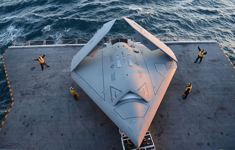 The Future of Naval Aviation is here Today!