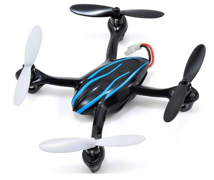 EcoPower's New Micro Quad-Copter
