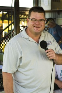 Event Announcer..Did a smooth job.