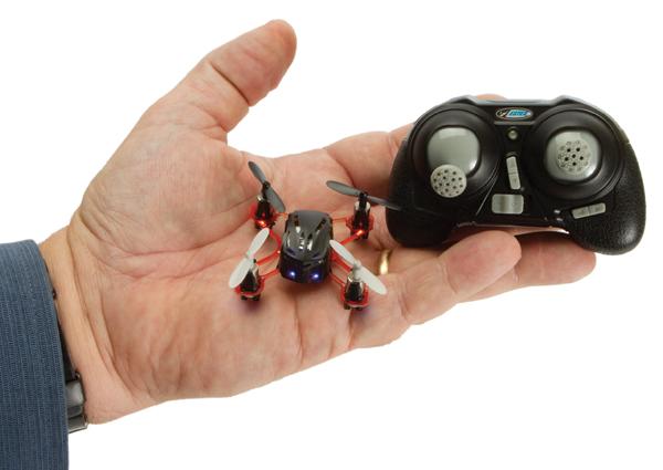 Proto X nano-Quad Copter from Estes