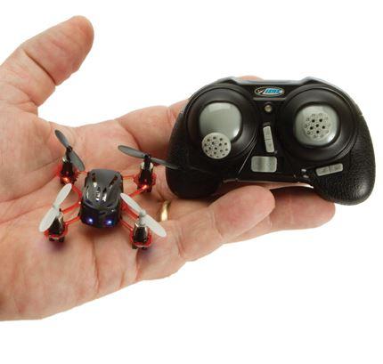 Sneak Peek — Proto X nano-Quad Copter from Estes