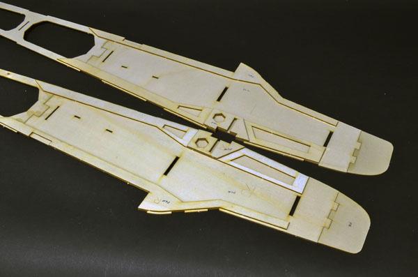 Alien Aircraft FunMaster 72 Workshop