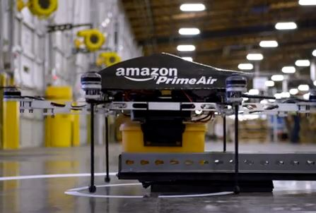 "Amazon's ""Delivery by Drone"" … What do you think?"