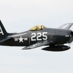 Mark Shapiro's 1/4.5-scale F8F-2 Bearcat. Moki 250 powered.