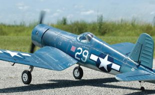 RC Warbird Makeover: small details create big results