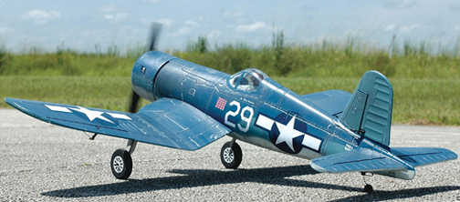 Warbird Makeover. Small details, big results