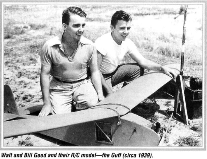 The Good old Days –The Birth of RC
