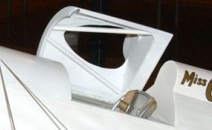 Functional Scale Cockpit Hatch RC Airplane Access