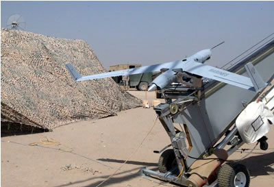 US to Send Drones to Iraq Forces to fight Terrorists