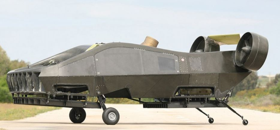 AirMule: Flying Tank of the Future?