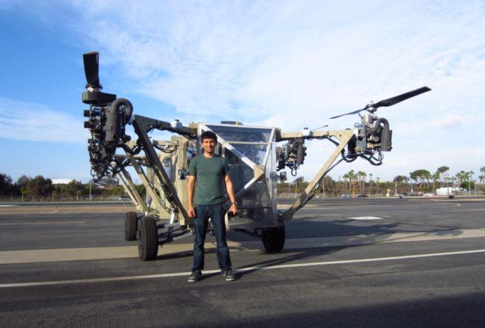 Advanced Tactics VTOL Aircraft