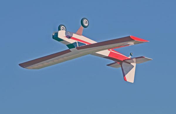 Alien Aircraft Funmaster 72