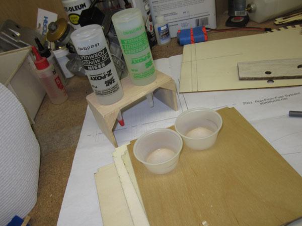 Workshop Build-Along — Scratch Building a Sopwith Camel