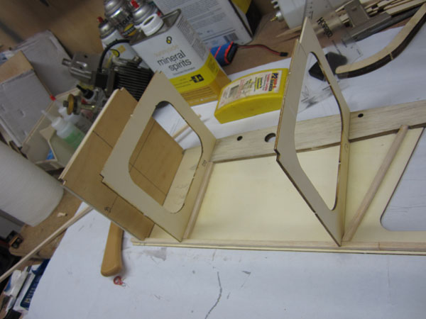 Workshop Build-Along — Scratch Building a Sopwith Camel Part 2