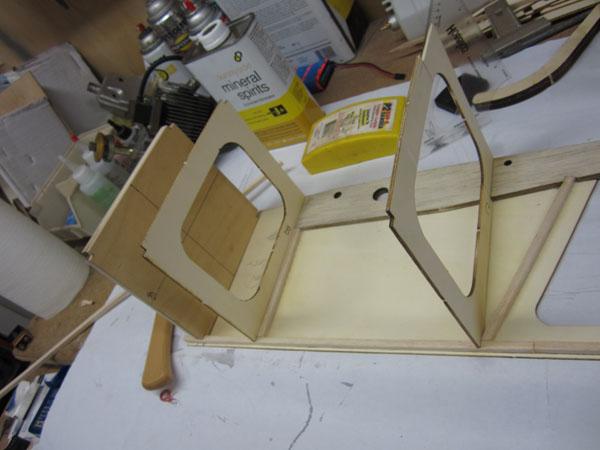 Workshop Build-Along — Scratch Building a Sopwith Camel Part 2