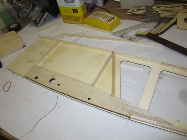 Workshop Build-Along — Scratch Building a Sopwith Camel