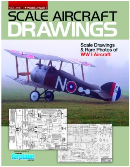 Workshop Build-Along — Scratch Building a Sopwith Camel — Part 1