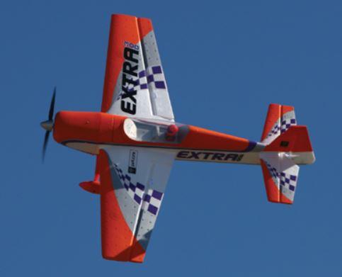 3D Aerobatics Made Easy