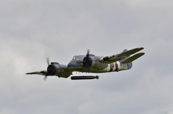 Road to Top Gun -- Bristol Beaufighter Returns!