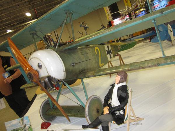 Best in Show: Museum-Scale Fokker Triplane
