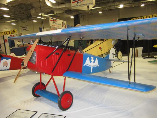 88 inch Fokker D-VII